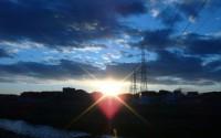 太陽 昇る