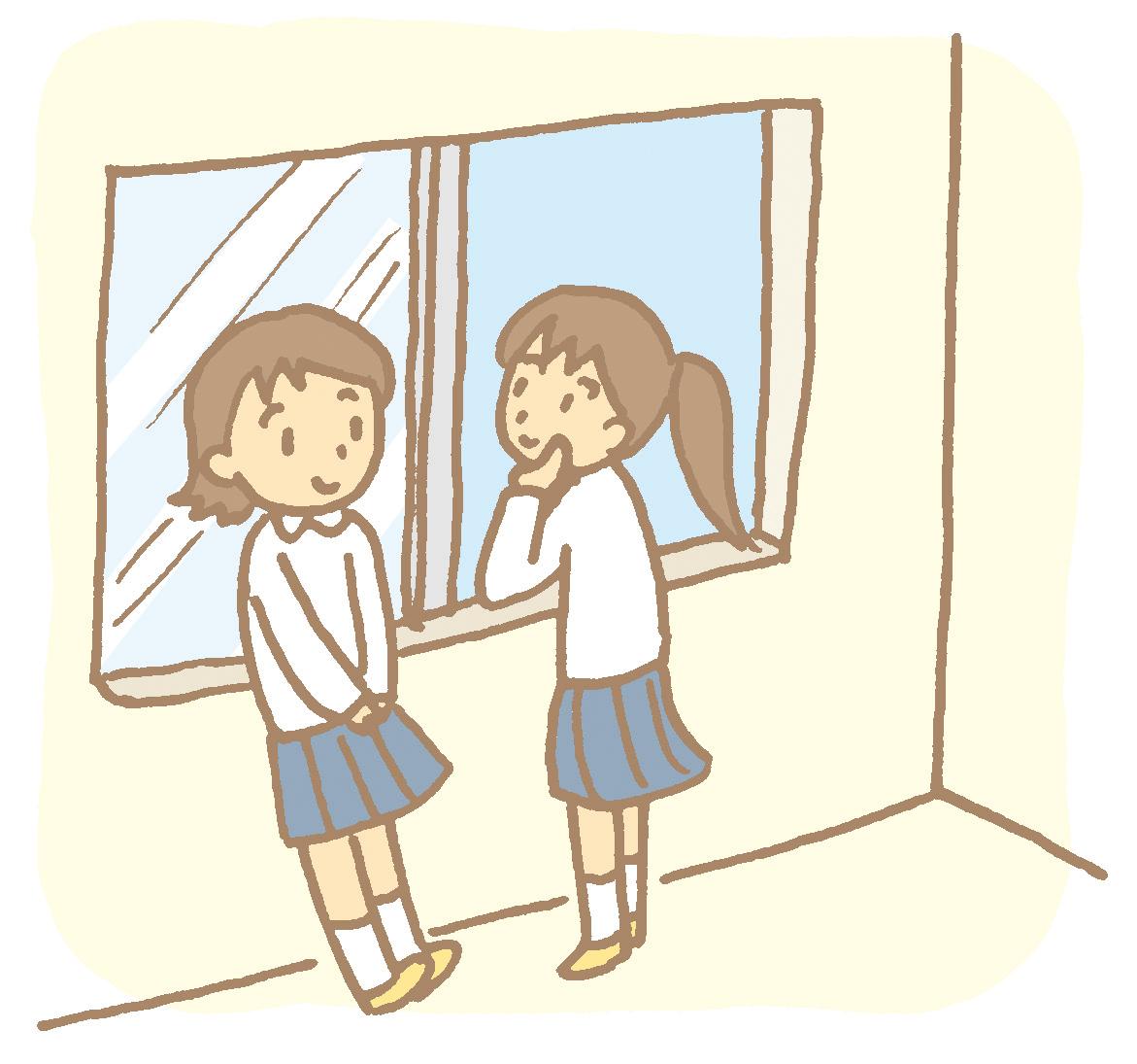 中学生のときに、母親の再婚と引越でうつ病になりました
